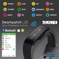 SKMEI Jam Tangan OLED Smartwatch Display Fitness and Notification L28T