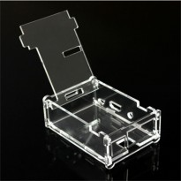 Raspberry Pi Model B+ Transparent Case