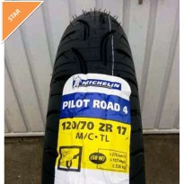 Ban Michelin 120/70ZR17 Pilot Road 4