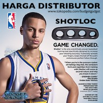 SHOTLOC Training Basketball Shooting Alat Latihan Shooting Basket