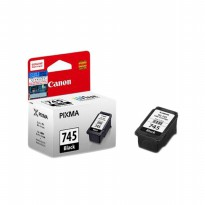 Canon PG-745 Cartridge Tinta Original - Black