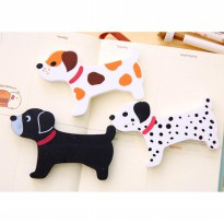 sps011 penghapus anjing lucu small cute dogs eraser