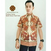 Batik Danar Hadi Asli - Regular Fit PE039