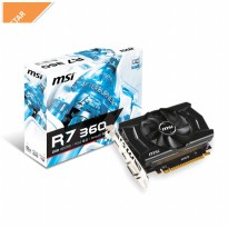 MSI R7 360 OC 2GB DDR5 - R7 360 2GD5 OC