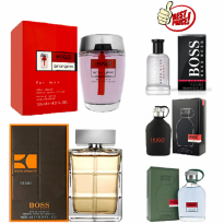 Parfum Import Branded For Men 100ml s/d 150ml - HG BOSS EDITION