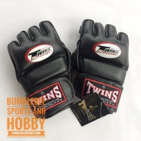 MMA Gloves Twins GGL-3 - Sarung Tangan Body Combat Original Thailand