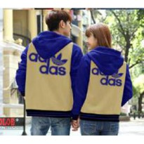 Jaket Baju Couple | Sweater Couple | Pakaian Kapel JKPK AP02