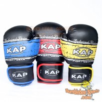 Sarung Tinju KAP Pro Choice - Original MuayThai Boxing Gloves