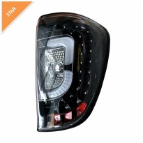 TOYOTA RUSH TAIL LIGHT AXIS STYLE BLACK HOUSING