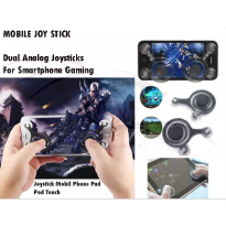Mobile Joystick Dual Analog For Smartphone Gaming