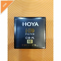Hoya 52mm HD Filter CIR-PL