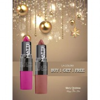 [SALE BUY 1 GET 1 FREE] LA COLORS MATTE LIPSTICK