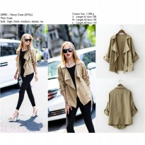 Fancy Coat (S,M,L) Thin Coat -20901