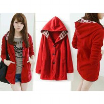 JAKET MELDA RED RO  | 1RO10200032 | TERBARU | TERMURAH | GOOD QUALITY