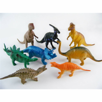 Dino World F283 Figure - Mainan Dinosaurs Kantong - Ages3+