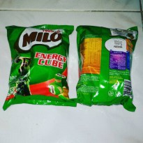 Milo cube 100pc nestle milo energy cube 100 choco melted