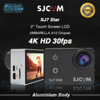 Original SJCAM SJ7 Star Action Camera 4K WiFi Aluminium Body