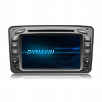 DYNAVIN TV Mobil Khufus Mercedes c class w203 2000-2004 ;cll w209 viano w639 vito W639