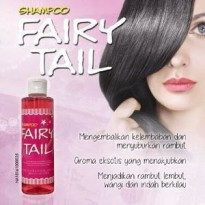 SHAMPOO FAIRYy TAIL ORIGINAL POM / shampo fairyy tail best formula