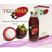 Teenmax JUICE KULIT MANGGIS ORIGINAL - 350Ml