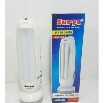 Senter Lampu Emergency Led Cas Surya SYT 3W