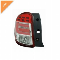 DS701-B7RE2 NISSAN MARCH 10-13 - STOP LAMP - LED - RED SMOKE LENS