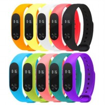 Silicone Strap / Band For Xiaomi Mi Band 2 OLED
