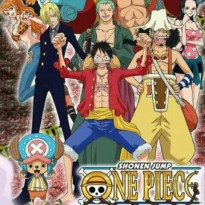 DVD ONE PIECE 1-ON GOING BONUS JAKET ANIME MOTIF RANDOM ATAU DOMPET