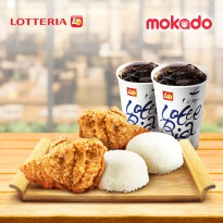 [LOTTERIA] Paket Berdua (Couple Pack A)