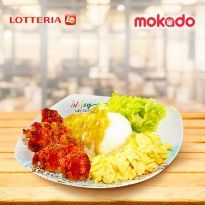 Special Meal / Curry Combo / LOTTERIA♥