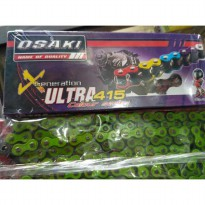Hot Deal's Rantai Osaki 415 Warna Hijau