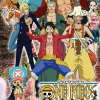 PROMO DVD ONE PIECE 1-ON GOING BONUS JAKET ANIME MOTIF RANDOM/DOMPET