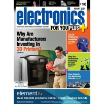 [SCOOP Digital] electronics FOR YOU / AUG 2017