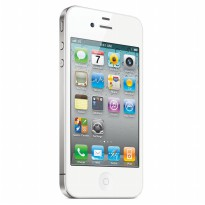 iPhone 4G 16GB White Warranty 1years