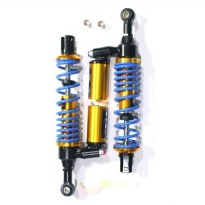 Hot Deal's 9895-SHOCK TABUNG BAD BLUE - NMAX