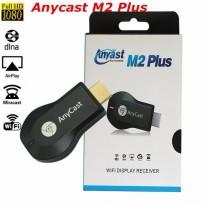 Anycast Ezcast WiFi Display Dongle Wireless HD Mirroring M2 plus