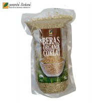 BERAS ORGANIK COKLAT 1 KG HEALTHY & NATURAL PRODUCTS