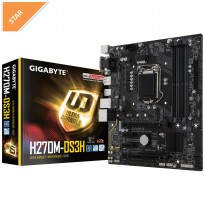 Gigabyte GA-H270M-DS3H (Socket 1151 Kaby Lake)