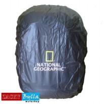 Rain Cover Bag / Mantel Tas National Geographic