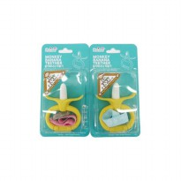 Gigitan Bayi / Mom Ange Monkey Banana Teether