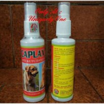 CAPLAX SPRAY : OBAT ANTI KUTU - BASMI KUTU CAPLAK PADA ANJING & KUCING / ANTI FLEA TICK FR CAT & DOG