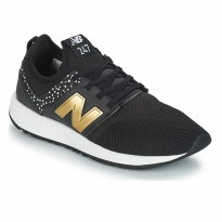 Sepatu Olahraga Senam Gym Fitness New Balance 247 V1 Women's Sneakers Shoes- Black WRL247HB