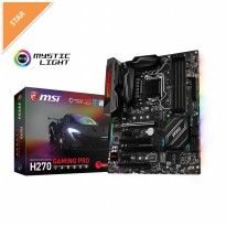 MSI H270 GAMING PRO CARBON (Socket 1151)