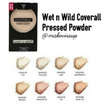 WET N WILD COVERALL PRESSED
