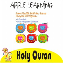 Apple Learning Holy Quran