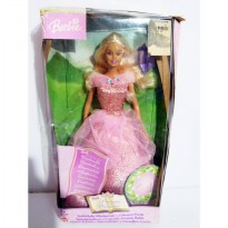 Barbie Cinderella Princess Collection Rare Barbie C2628 Original Mattel