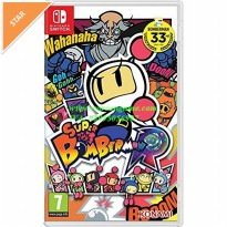 Nintendo Switch / NS / N Switch Super Bomberman R (JPN Cover/