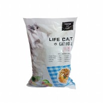 Life Cat Makanan Kucing Repacking 1 kg Premium Cat Food