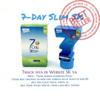 7 Days Slim Versi SK (Seven Day Slim ) Original - 30 Kapsul @350mg