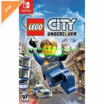 Nintendo Switch / NS / N Switch LEGO City Undercover (English)